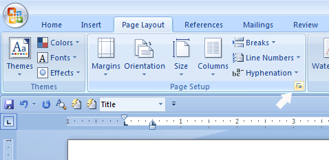 microsoft word essay templates